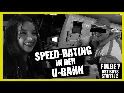 SPEED-DATING IN DER U-BAHN | 7. FOLGE | STAFFEL 2 | OST BOYS