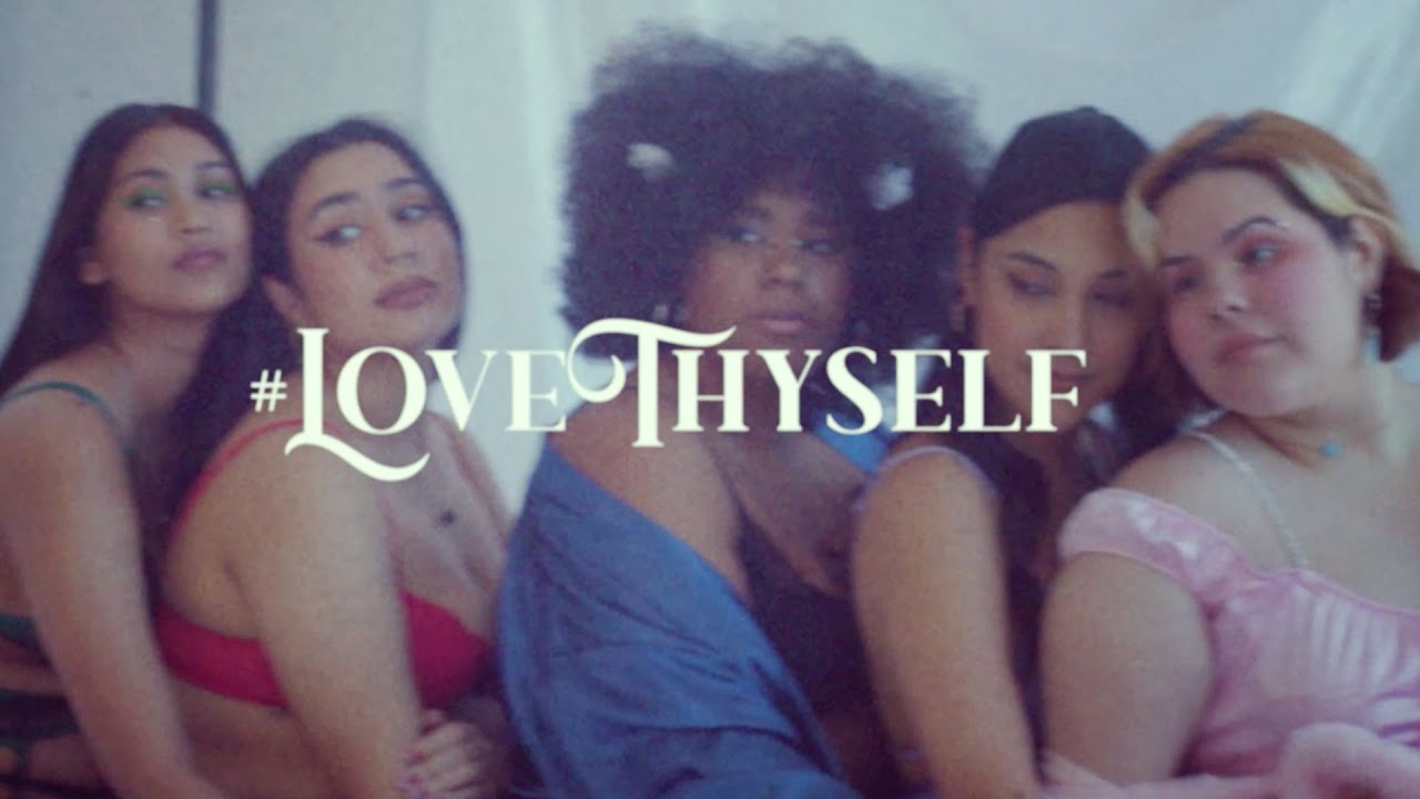 Love Thyself Photoshoot (BTS)