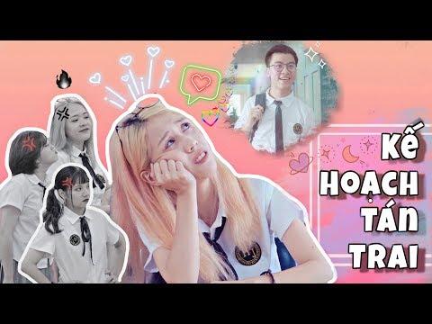 [Nhạc chế] - KẾ HOẠCH TÁN TRAI - Những chị đại học đường 2 - Hậu Hoàng ft Nhung Phương