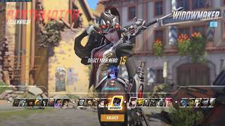 DaWGZofWaR Widowmaker Gameplay ( on pc ofc ) you tube