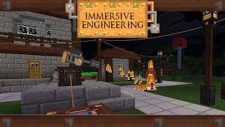 Immersive Engineering | Episode 27 | Chemthrower Turret!