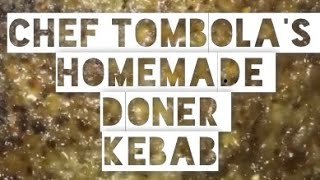 Homemade Doner Kebab (Tom Kerridge recipe)