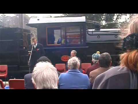 Ab 608 Passchendaele Commemoration Locomotive