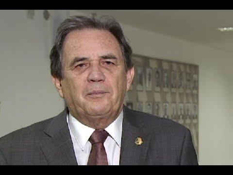 #falasenador: Waldemir Moka comenta construção da ponte que liga o Brasil ao Paraguai