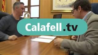 Ajuntament i Sorea signen un conveni perquè ningú es quedi sense aigua