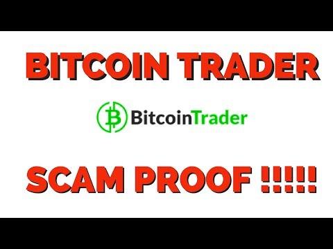 Bitcoin Trader Review - MASSIVE SCAM