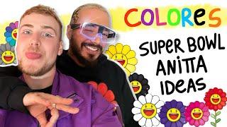 J Balvin: Colores, músicas com Anitta, cantar no Super Bowl e criatividade   Igor Saringer