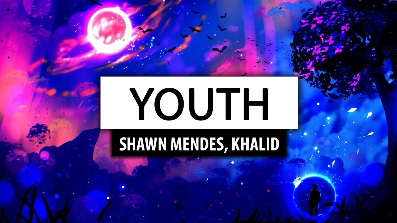 Image result for shawn mendes khalid youth