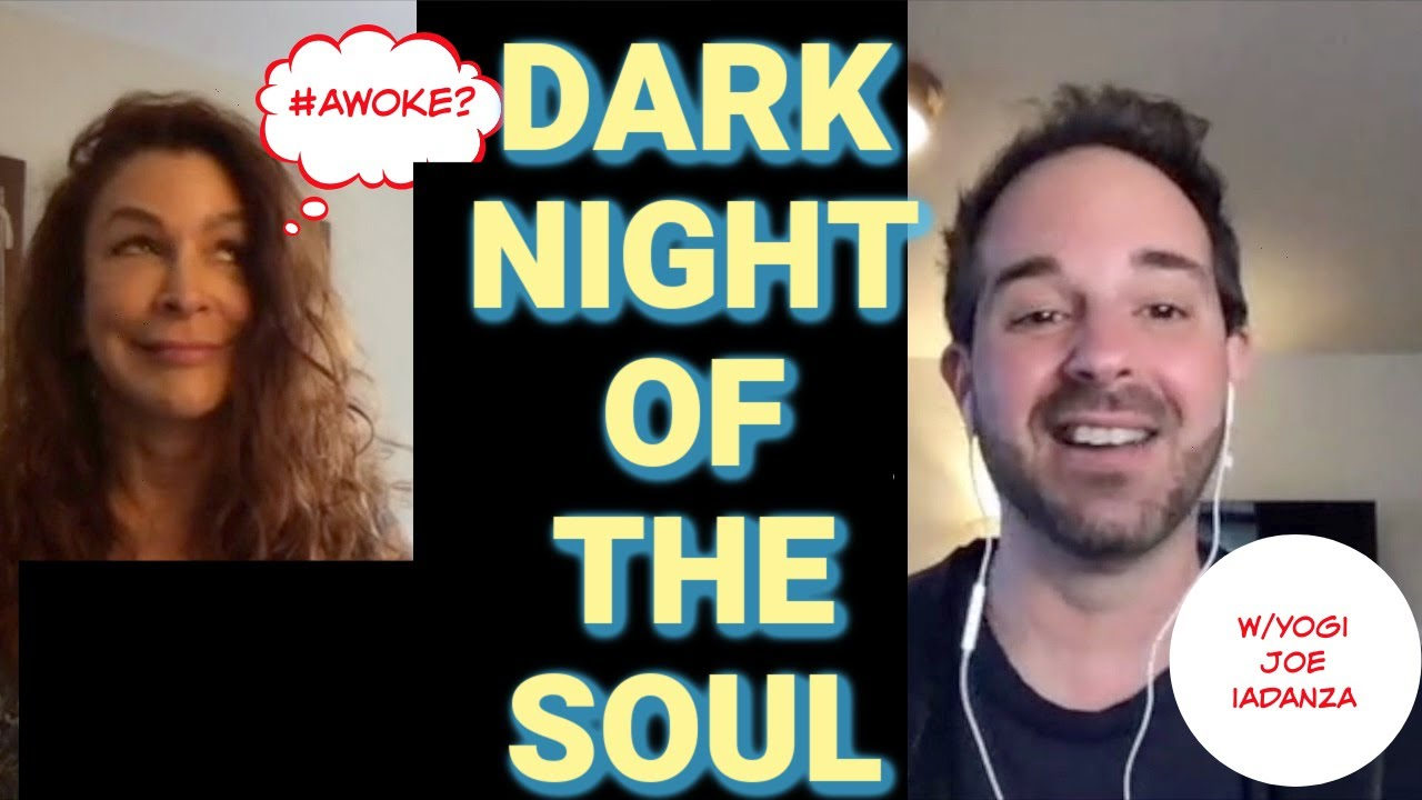 Interview with a Yogi.How Depression,& Loss Can Lead to Spiritual Awakening!My Talk w/Joe Iadanza.