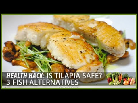 Is Tilapia Safe? 3 Fish Alternatives: Health Hacks- Thomas DeLauer