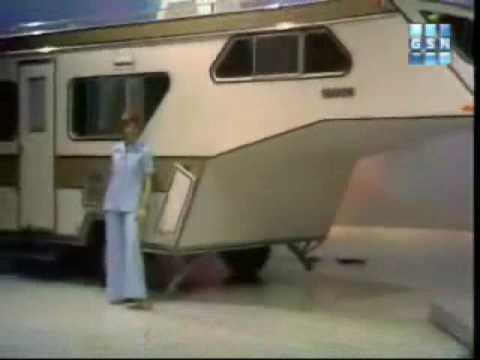 Bizarre Camping Trailer - Have you ever seen anything like this?