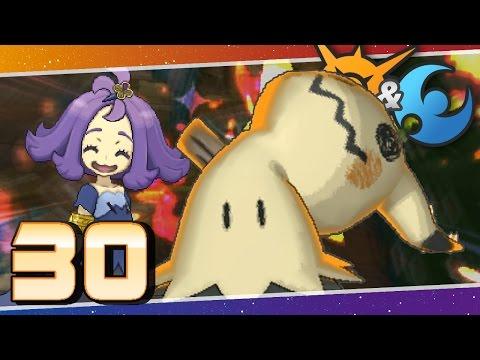 Pokémon Sun and Moon - Episode 30 | Captain Acerola's Trial!