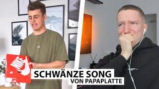 Justin reagiert auf Papaplatte's Shopping & Song.. | Reaktion