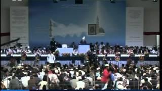 English Jalsa Salana UK 2009 Opening Address by Hadhrat Khalifatul Masih V (aba)