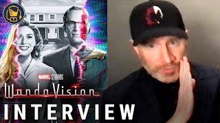 Kevin Feige Talks Marvel Phase Four, Disney+, WandaVision & More