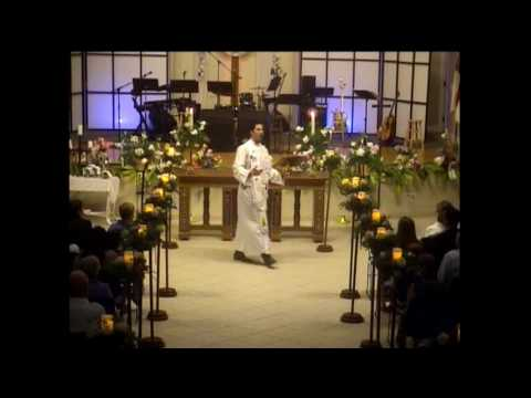 Easter Sunday With Father Christian 4-16-17