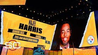 Mel Kiper Jr. is not a fan of the Steelers' draft | SportsCenter