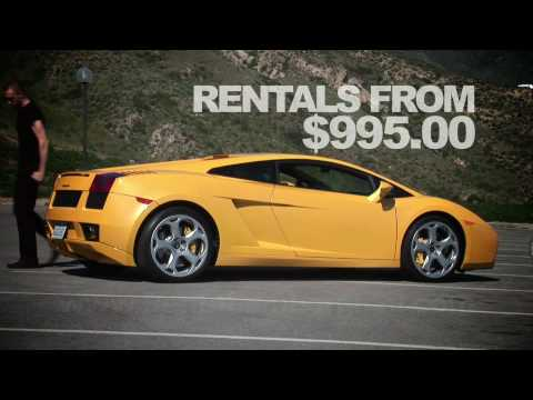 Rent A Lamborghini In Los Angeles. Exotic Car Rental, Super Car Rent A Car,  Ferrari, Gallardo