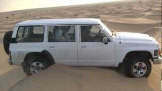 What are friends for Nissan Patrol & Nissan Vtc