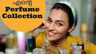 എന്റെ Fragrance/Perfume collection || Malayalam beauty vlogger ||