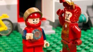 LEGO Marvel Super Heroes - Iron Man