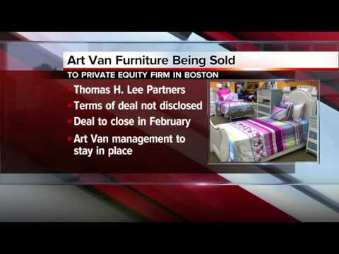 Art Van sold to private equity firm