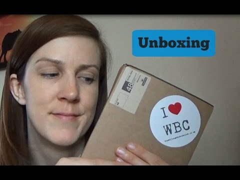 Unboxing: Willoughby Book Club July 2016