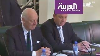 كيف انتهت اجتماعات دي ميستورا مع الهيئة العليا للمعارضة السورية في الرياض