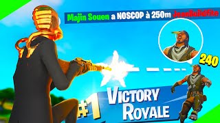 Comment METTRE des NOSCOPES... Les tutos de Souen ( le retour ) | Best Of Live Fortnite #146