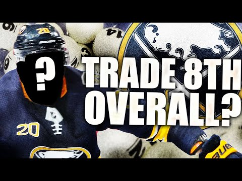 The Idea: Buffalo Sabres Trading 8th Overall Pick? (NHL Trade Rumors, Top Prospects 2020 Draft News)
