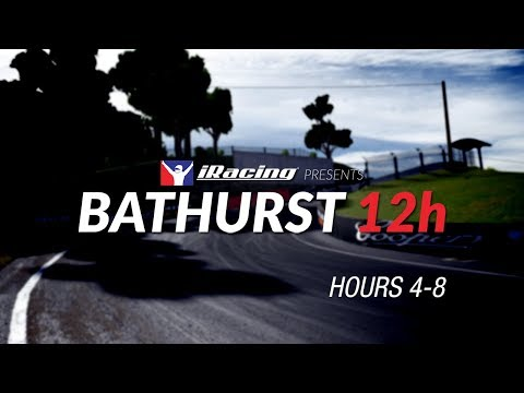 The Bathurst 12 Hour | Hours 4-8