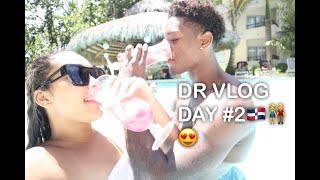 DOMINICAN REPUBLIC VLOG DAY #2