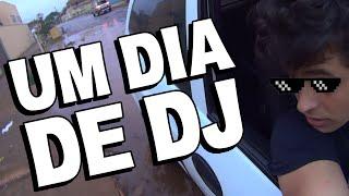 UM DIA DE DJ