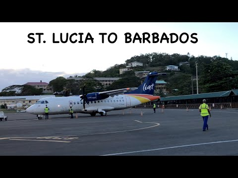 ST. LUCIA TO
