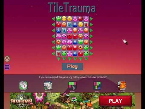 TileTrauma (USA) ~ GamePlay ~ Opening ~ W10 Game App ~ 720pᴴᴰ ~ 2018 ~ W10