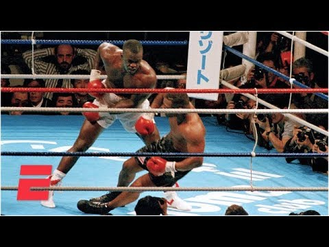 Buster Douglas Shocks The World With 10th-round KO Of Mike Tyson | ESPN Archives