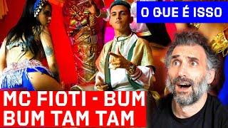 Baixar MC Fioti - Bum Bum Tam Tam (KondZilla) | Official Music Video - reaction #Funk #KondZilla #MCFioti