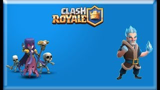 clash royale #3 partida  epicas y no tan epicas!