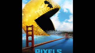 "Pixels (Movie 2015) (OST)  D Lime - ""London Is The Place For Me"""