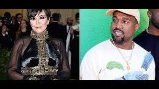 Kris Jenner's Tells Off Kanye West After His Explosive Rants Defending Kim Kardashian