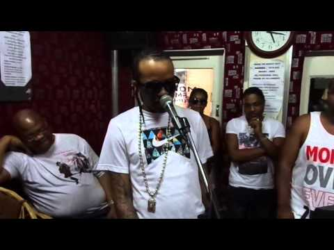 Tommy Lee Sparta - Live Performance In Belize On June 7th 2013