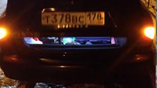 Электропривод багажника Шевроле Ланос(Установил электропривод. Результат работы на видео., 2016-12-08T10:07:05.000Z)