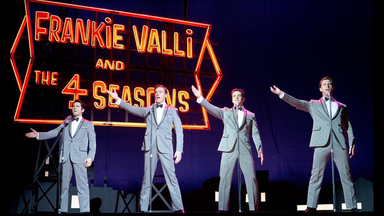 Sherry Performance Jersey Boys Movie