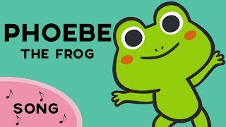 Jasmin's World - Sing with Phoebe the Frog *Kids song*