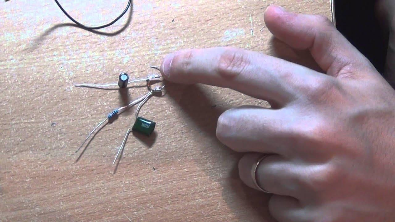 build a guitar pedal in 10 mins fuzz  [ 1280 x 720 Pixel ]