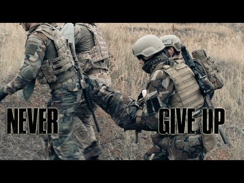 Military Motivation – Never Give Up 2017
