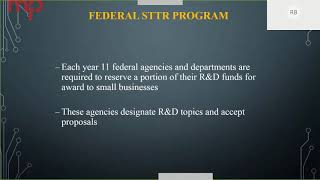 An Introduction to the SBIR Program