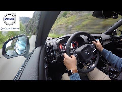 VOLVO XC40 '18 D4 AWD R-Design || Impresiones de conducción