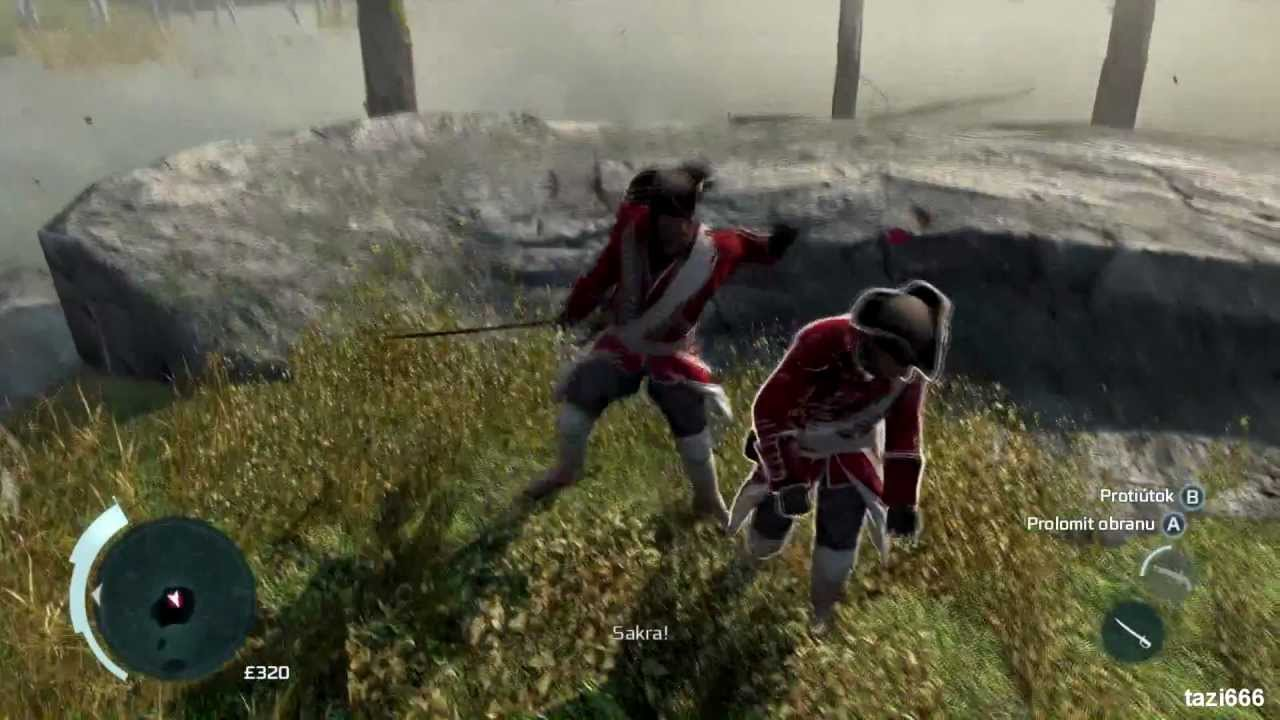 Assassins Creed Iii Cz Gameplay Pc Max Setting 1080p Youtube