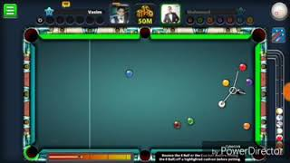 8BallPool/Best ever trick shoot of the 8 ball/by F A